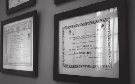 Estudio Jurídico Casillas, despacho de abogados
