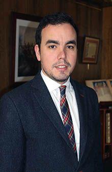 Julio Casillas Baldrés, abogado
